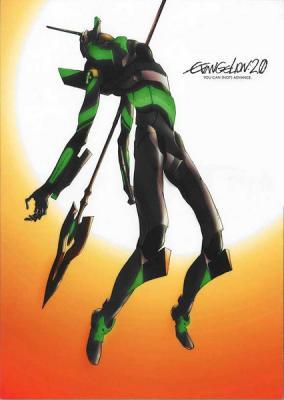 EVA新世纪福音战士:破VOL2.22版