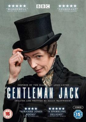 绅士杰克(第1季) 2碟 豆瓣评分 9.1 HDTV高清版 不兼容PS3 PS4