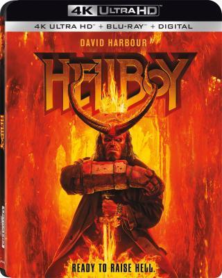 4K-UHD 地狱男爵:血皇后崛起 2019 豆瓣6 杜比视界+HDR地狱怪客血后的崛起 HELLBOY (2019)