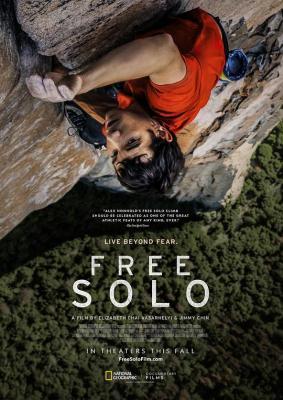 BD50-2D 徒手攀岩/赤手登峰 FREE SOLO (2018) 豆瓣评分9.0 第91届奥斯卡金像奖 最佳纪录长片