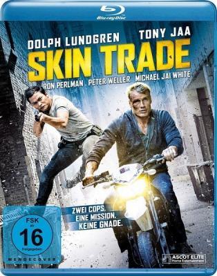 人皮交易/皮肉交易(2015)  Skin Trade 龙格尔和托尼贾主演的动作新片