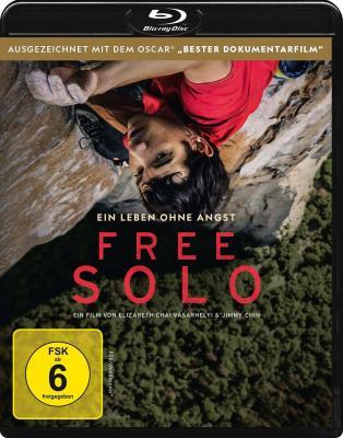 4K-UHD 徒手攀岩/赤手登峰 FREE SOLO (2018) 豆瓣评分9.0 第91届奥斯卡金像奖 最佳纪录长片