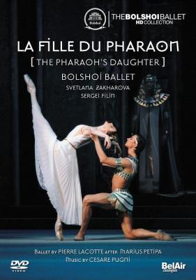 芭蕾舞剧:法老的女儿 2010