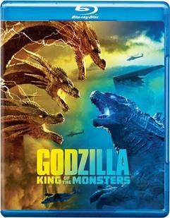 BD50-3D 哥斯拉2:怪兽之王 2019 豆瓣6.4