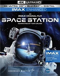 4K UHD IMAX 国际空间站 2002 评分8.3