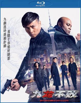 九龙不败 THE INVINCIBLE DRAGON (2019)主演: 张晋/郑嘉颖