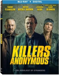 匿名杀手/杀手匿名会 KILLERS ANONYMOUS (2019)