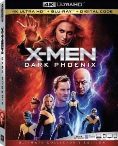 4K-UHD X战警:黑凤凰/变种特攻:黑凤凰 DARK PHOENIX (2019)豆瓣评分6.0