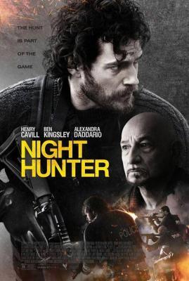 BD50-2D 夜幕猎人/诺米斯 NIGHT HUNTER (2018)豆瓣评分6.1