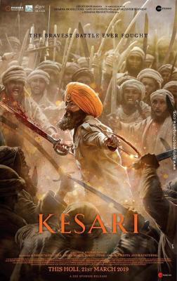 BD50-2D 凯萨里 KESARI (2019)(印度真人真实战争故事改编 印度人民反抗俄罗斯的侵略!) 豆瓣评分 6.5