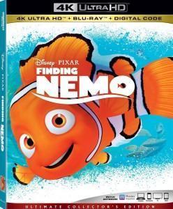 4K UHD 海底总动员1 全景声 2003 评分8.3