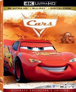 4K-UHD 赛车总动员1/汽车总动员 2006 评分7.9