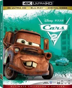 4K UHD 赛车总动员2/汽车总动员2 全景声 2011 评分7.6