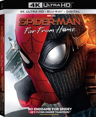 4K-UHD 蜘蛛侠:英雄远征/蜘蛛侠:决战千里 杜比视界+HDR (2019) 豆瓣7.9