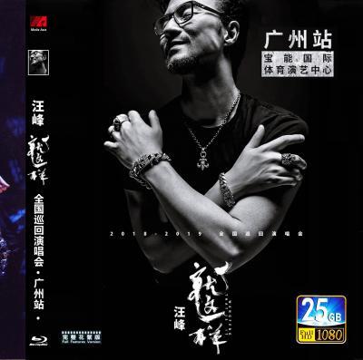 汪峰2018 就这样 全国巡回演唱会广州站