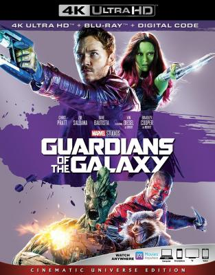 4K UHD 银河护卫队1/星际异攻队 GUARDIANS OF THE GALAXY(2014)