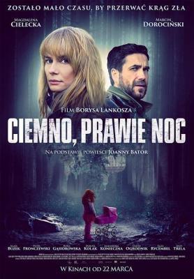 几近漆黑的夜晚2019 (波兰2019年最新年度悬念惊悚犯罪题材商业新
