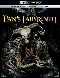 4K-UHD 潘神的迷宫/潘的迷宫/羊男的迷宫 EL LABERINTO DEL FAUNO (2006) 豆瓣评分7.8