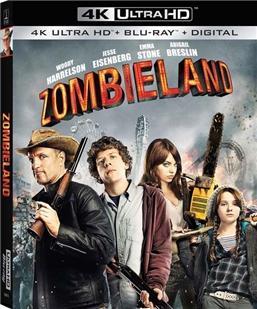 4K-UHD 丧尸乐园/尸乐园/僵尸领地/僵尸之地 ZOMBIELAND (2009)豆瓣评分7.3