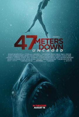 鲨海逃生/鲨海47米:狂鲨出笼 2019 评分5.6