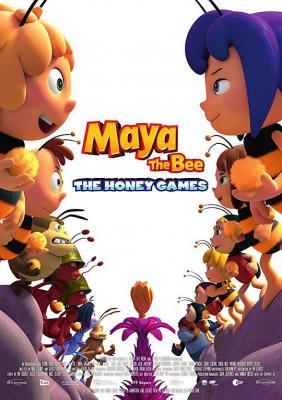玛雅蜜蜂历险记2:蜜糖游戏(德國最受歡迎卡通人物)