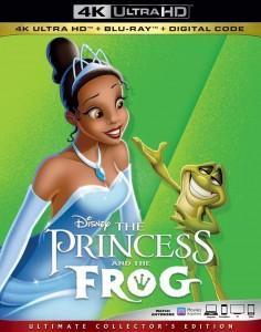 4K UHD 公主与青蛙/公主和青蛙 (2009) 豆瓣7.4