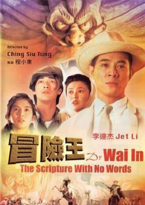冒险王 冒險王 (1996) 主演: 李连杰/关之琳/金城武 豆瓣评分6.7