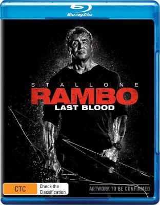 BD50-2D 第一滴血5:最后的血/蓝波:最后一滴血 杜比全景声 RAMBO:LAST BLOOD (2019) 豆瓣7.5