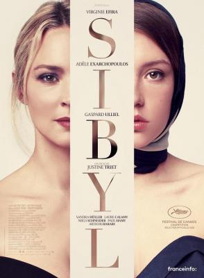 西比勒/寂寞诊疗室 2019 评分6.8 Sibyl (2019)