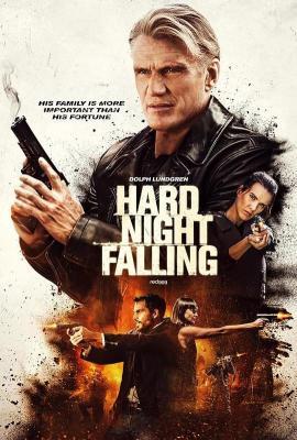 恶夜将临 Hard Night Falling (2019) (动作巨星