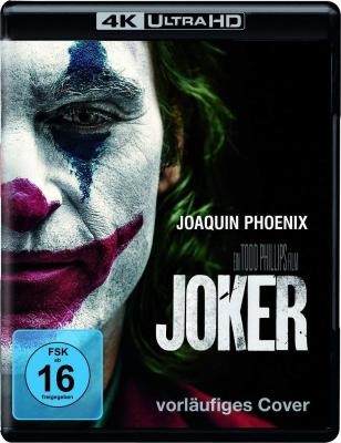 4K-UHD 小丑2019/小丑起源电影:罗密欧(全球勇夺10亿美金2020年奥斯卡大热影片)JOKER (2019)