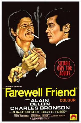 朋友再见/贼兄弟 1968 评分7.8
