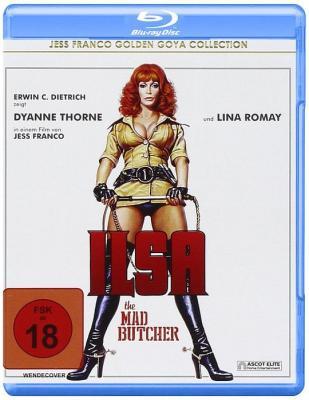 纳粹女魔头之病房狂魔 ILSA THE MAD BUTCHER (1977) 豆瓣评分 5.1