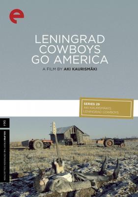 列宁格勒牛仔征美记/列宁格勒牛仔去美国 1989 评分8.4