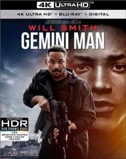 4K-UHD 双子杀手/雙子任務:疊影危機 GEMINI MAN (2019) 豆瓣7.0