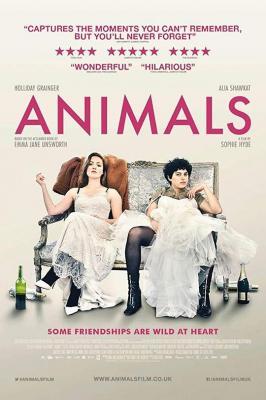 都柏林动物/动物们/禽兽 2019 评分5.9