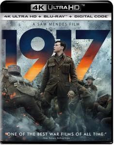 4K UHD 1917:逆战救兵 全景声 2019 评分8.5