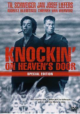 敲开天堂的门 (1997) 黑色犯罪动作喜剧佳作 豆瓣评分8.6