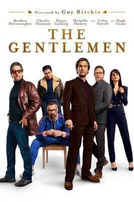 绅士追杀令/绅士们 豆瓣8.4 (2020) 高清版