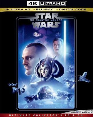 4K-UHD 星球大战前传1:幽灵的威胁 STAR WARS: EPISODE I THE PHANTOM MENACE (1999)