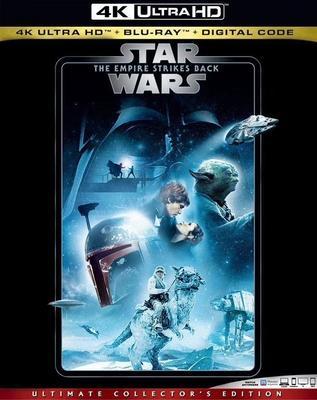 4K-UHD 星球大战5:帝国反击战 STAR WARS:EPISODE V-THE EMPIRE STRIKES BACK (1980) 豆瓣8.3