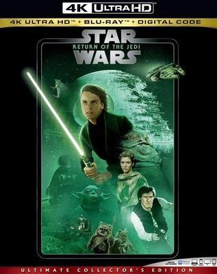 4K-UHD 星球大战6:绝地归来 STAR WARS: EPISODE VI RETURN OF THE JEDI (1983)