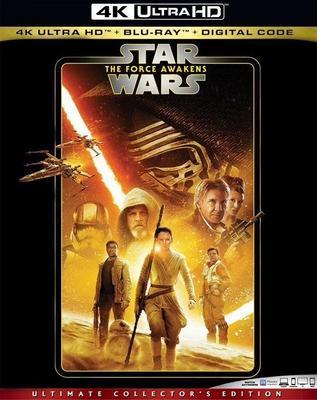 4K-UHD 星球大战7:原力觉醒 STAR WARS:THE FORCE AWAKENS (2015) 豆瓣7.1