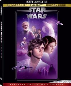 4K-UHD 星球大战4 1977 豆瓣8.3 星球大战第四集新希望 STAR WARS (1977)