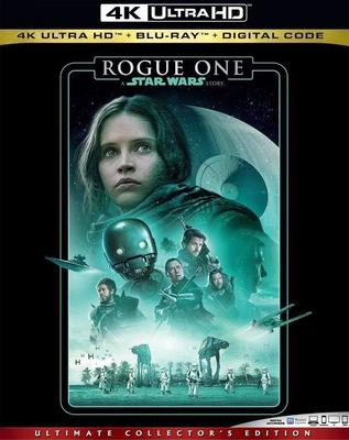 4K-UHD 星球大战外传:侠盗一号 ROGUE ONE:A STAR WARS STORY (2016) 豆瓣7.3