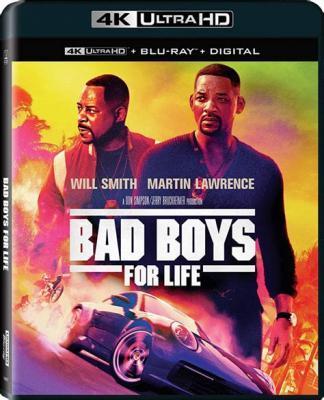 4K-UHD 绝地战警3:疾速追击/重案梦幻再重组 BAD BOYS3 FOR LIFE (2020) 豆瓣5.8