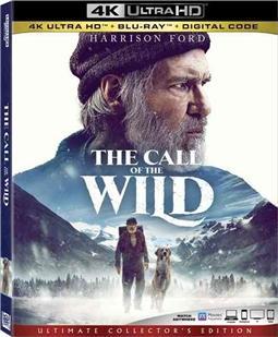 4K-UHD 野性的呼唤/荒野的呼唤/极地守护犬 THE CALL OF THE WILD(2020) 豆瓣7.1