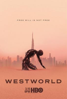 西部世界 第三季 3碟 豆瓣8.6 高清版 WESTWORLD SEASON 3 (2020)