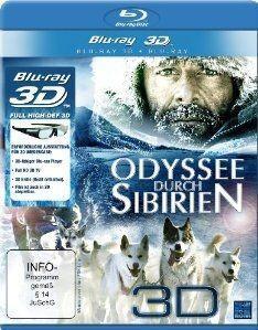 西伯利亚奥德赛(快门式3D+2D)
