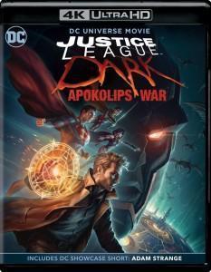 4K UHD 黑暗正义联盟:天启星战争 2020 评分7.2